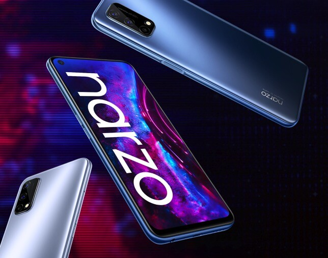 Realme Narzo 30 Pro 5G: an ambitious mid-range with a high refresh rate and a 5,000mAh battery