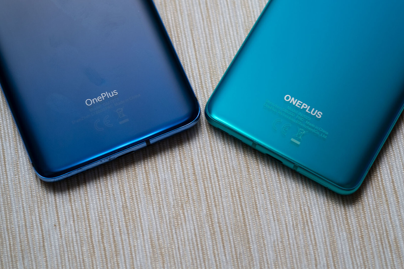 The OnePlus 9 leaks almost completely in AIDA64: power to spare and a conservative panel