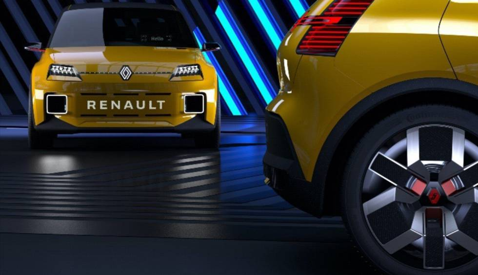 The electric Renault 4 is official: it will come after the Renault 5 and will be higher