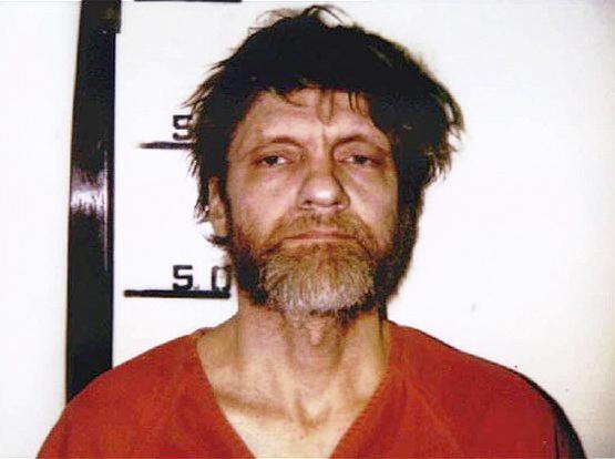 Image result for Unabomber