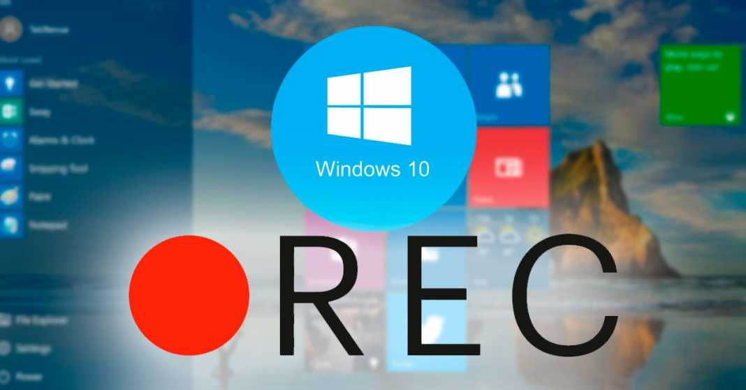 These are the best programs to record screen in Windows 10