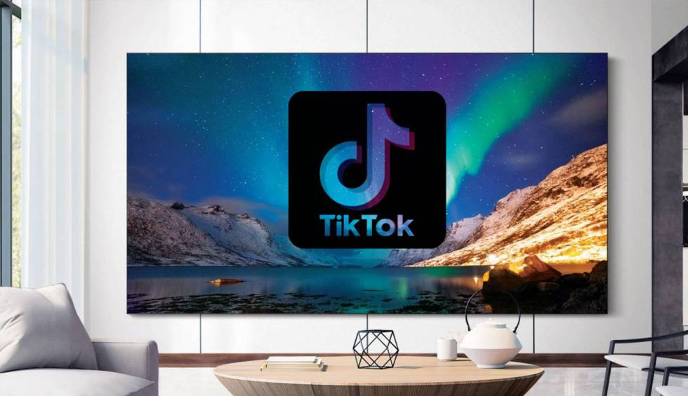 TikTok begins to reach Smart TV with Android TV, do you know which ones?