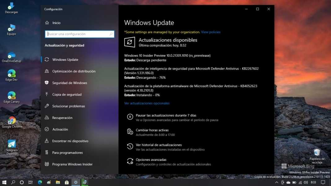 You can now download the update for Windows 10 2004 and Windows 10 20H2 focused on improving security
