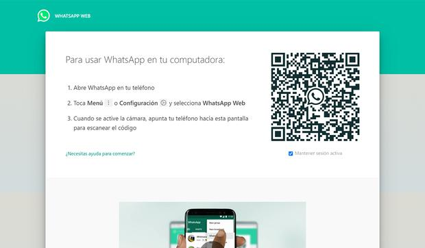 Do you know what happens if your friend scans your QR code on WhatsApp Web? (Photo: MAG)