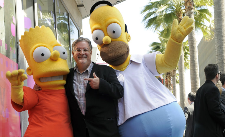 Image result for mat groening