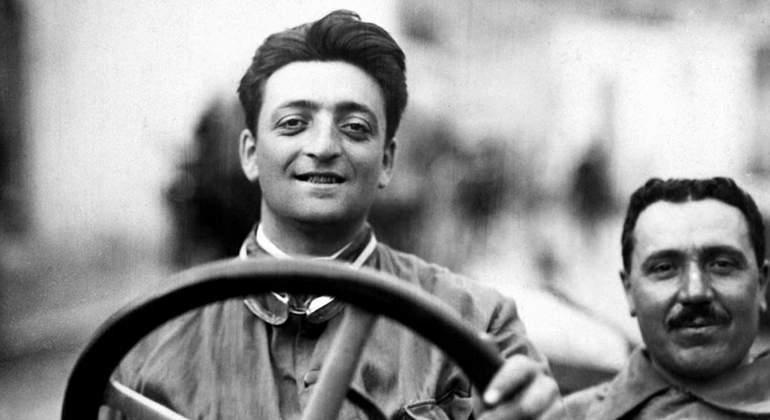 Image result for Enzo Ferrari