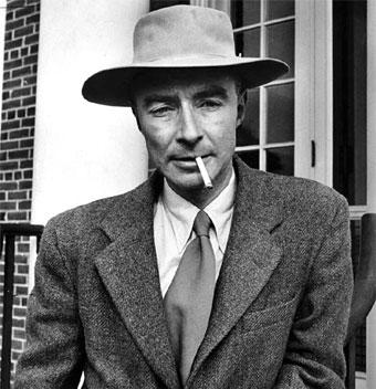 Image result for Robert Oppenheimer