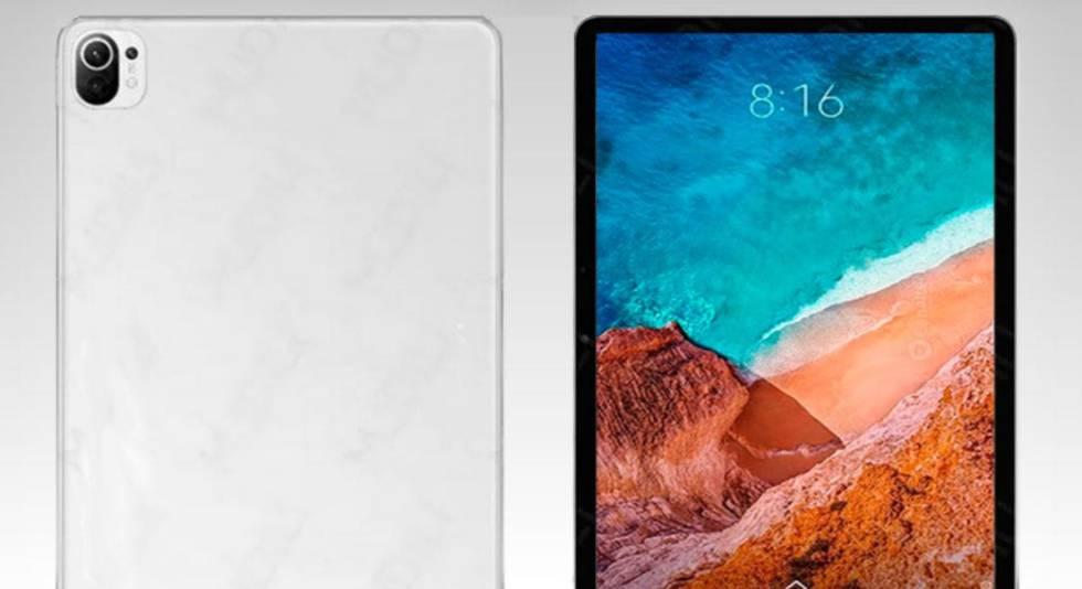 New Xiaomi Mi Pad 5.