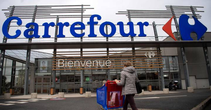 Carrefour does in Brazil what they could not do with him in France