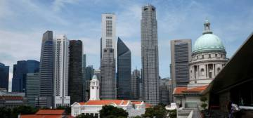 Una dinastía de Singapur cae en la trampa inmobiliaria china