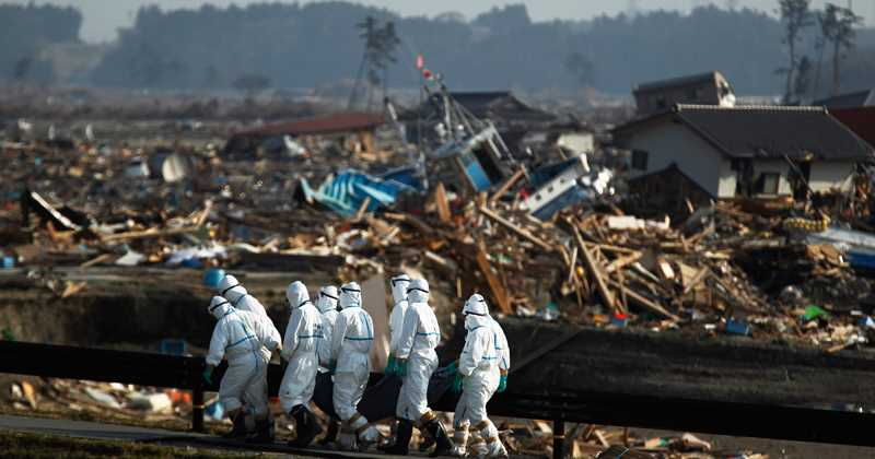 The disaster continues: 7 years after Fukushima