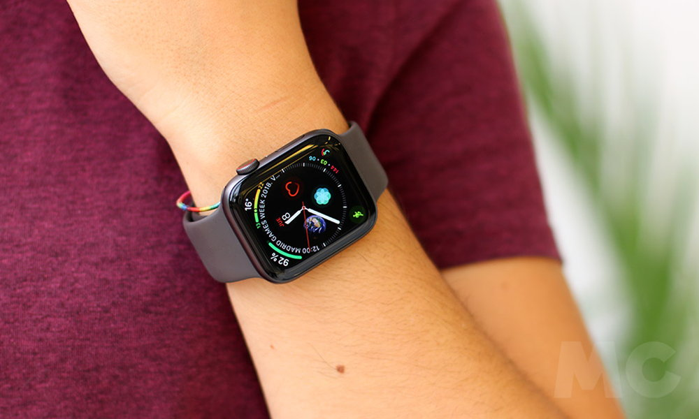 Apple Watch: Fragility Syndrome Detector and Quantifier