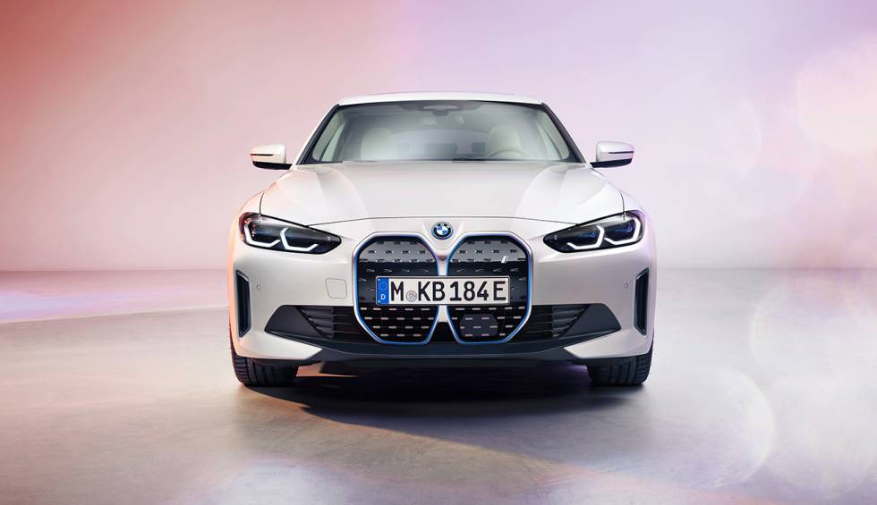 BMW i4: new 100% electric grand coupe arrives with 530 hp and 600 km of autonomy