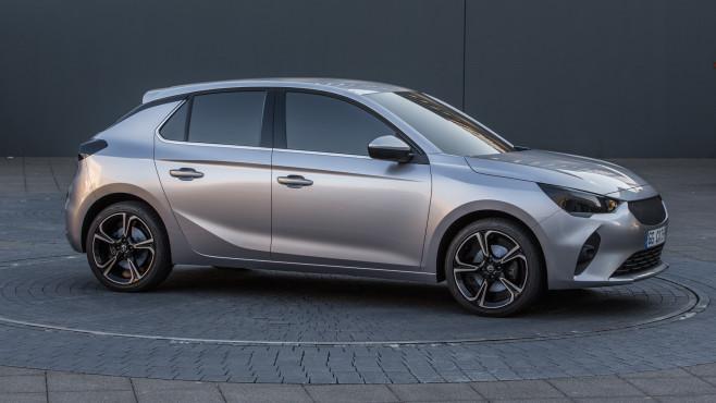 Corsa-e © Opel