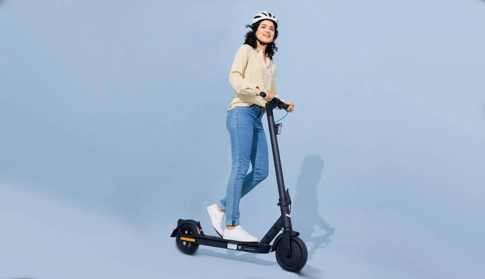 Doc Green, the electric scooter that you can buy at Lidl in the coming days
