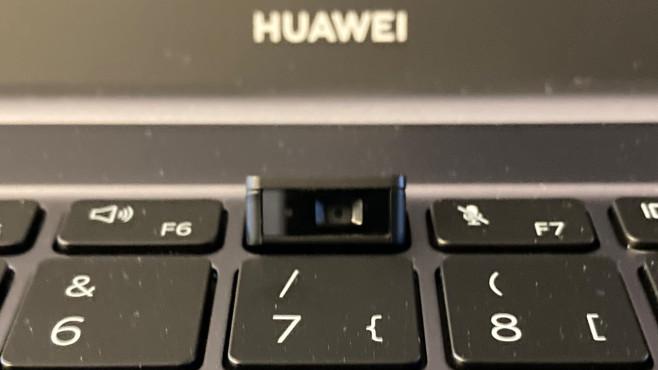 Huawei Matebook D16: Test © COMPUTER BILD, Arnel S. Mickley