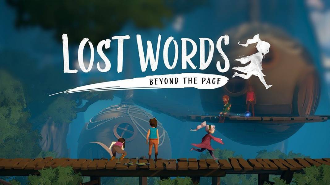 Lost Words Beyond The Page Review: A magical and touching platformer