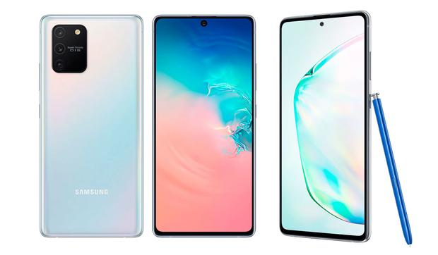 Learn about the cell phones that will be updated to Android 11 this 2021. (Photo: Samsung)