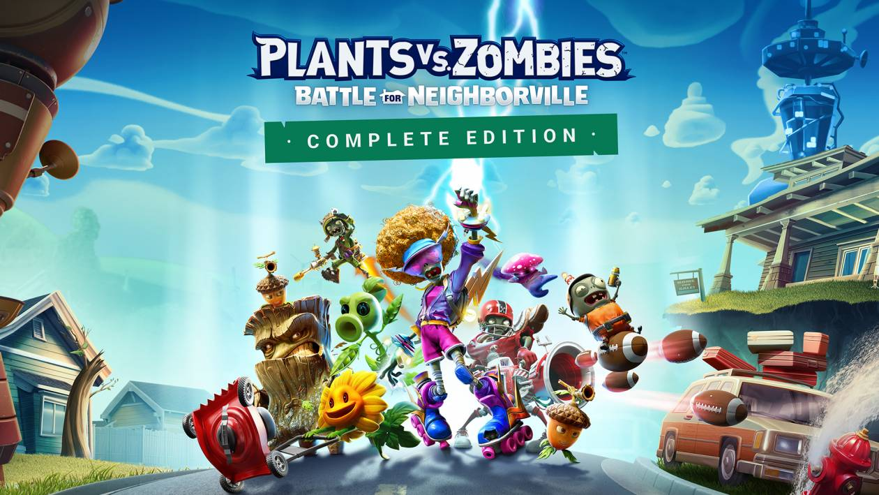Plants vs Zombies Battle for Neighborville: Switch Port Review