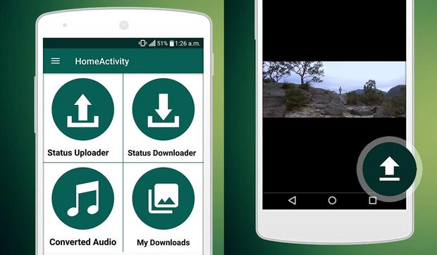 With this application you can precisely cut a video to share it in part in your WhatsApp status.  (Photo: Google Play)