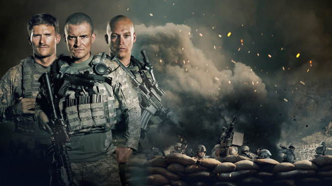 """At war: The drama """"The Outpost"""" is based on a true story."""