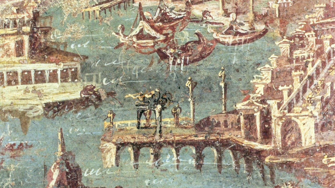 Stabia, the ancient Roman city-resort buried by the ashes of Vesuvius