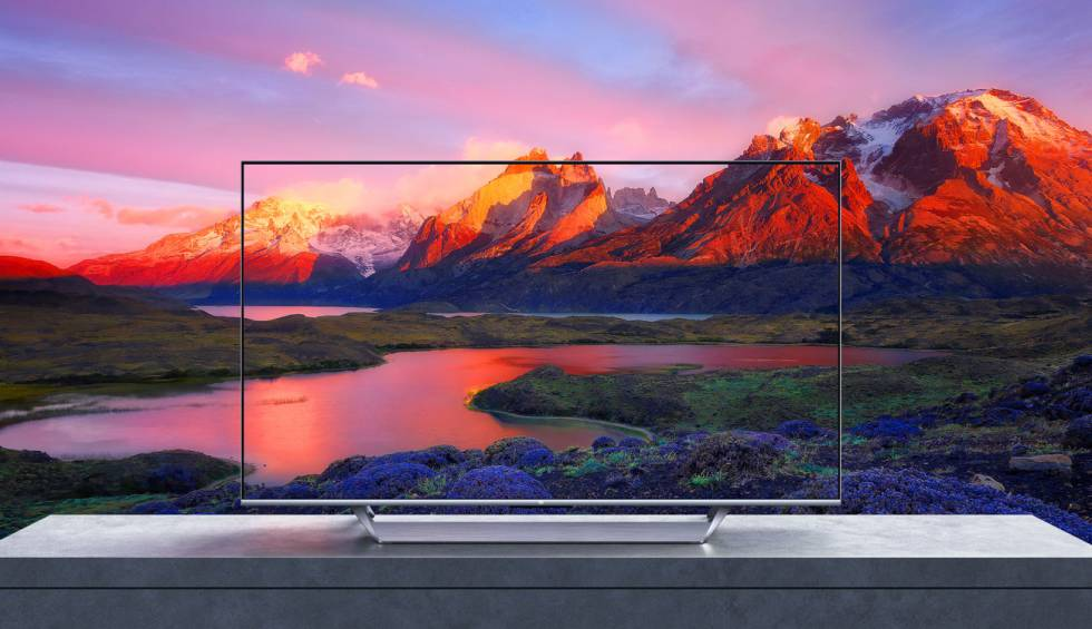 The 75-inch Xiaomi Mi TV Q1 arrives in Spain: hardware, prices and release date