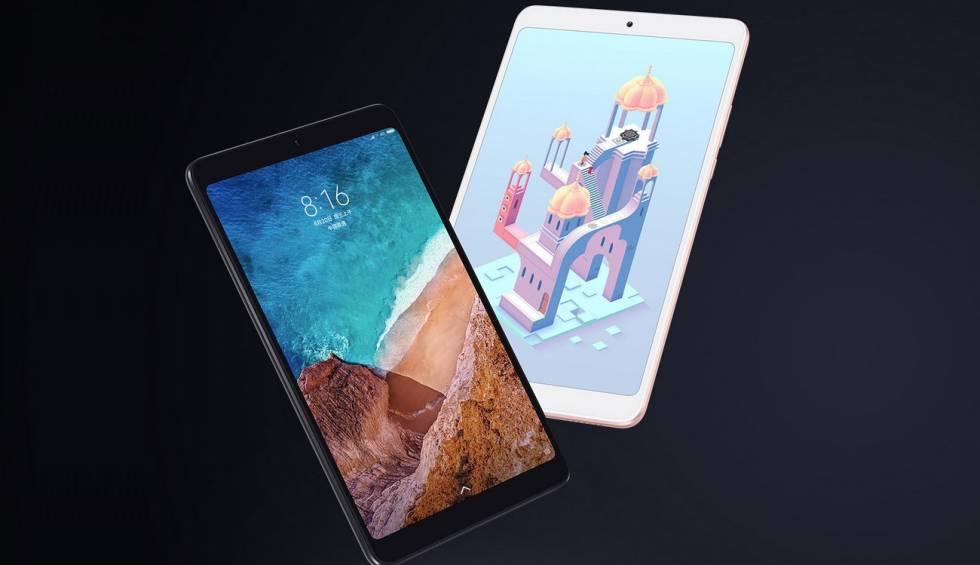 Xiaomi Mi Pad 4.