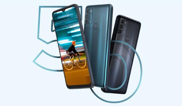 Learn all about Motorola's new smartphone, the Moto G50 with 5G technology. (Photo: Motorola)