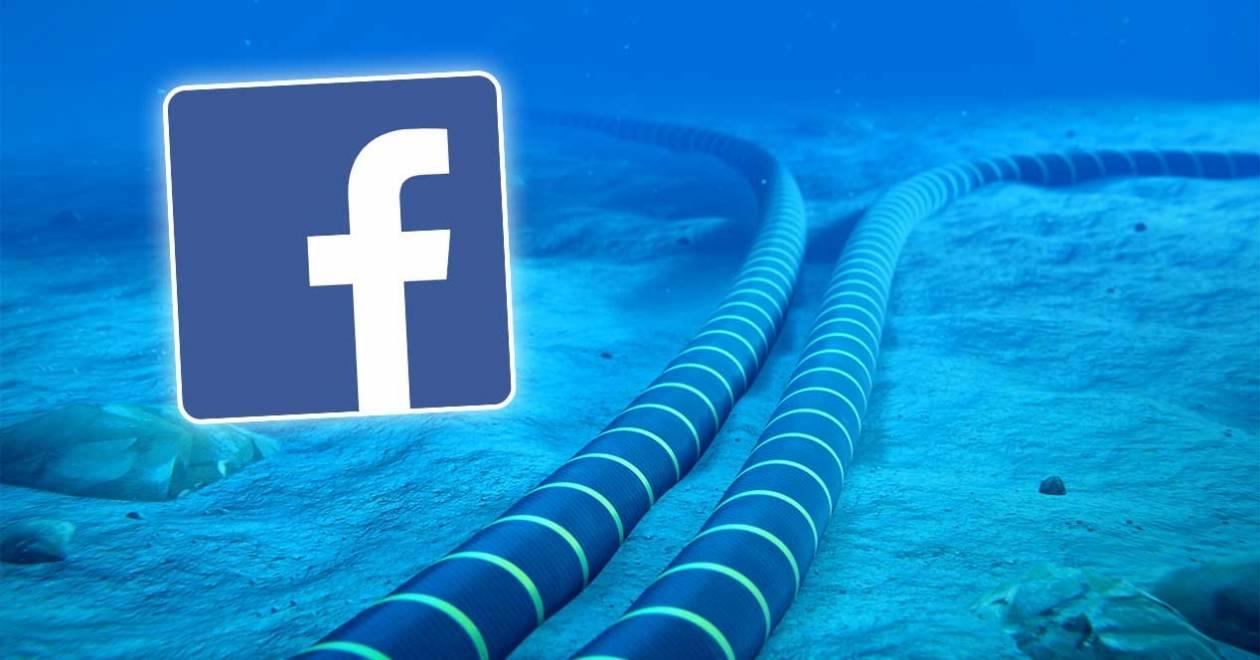 facebook submarine cables fiber internet