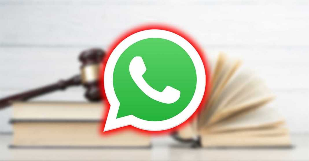 accept the new conditions of whatsapp or you are left