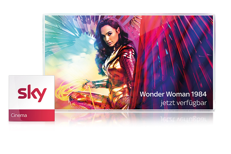 The Sky Cinema package is only available in conjunction with Sky Entertainment