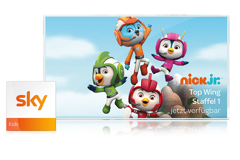 The Sky Kids package is only available in conjunction with Sky Entertainment