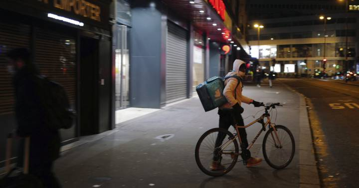 Deliveroo is a tasteless appetizer for Britain's IPO reform