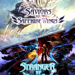 Saviors of the Sapphire Wings / Stranger of Sword City Revisited