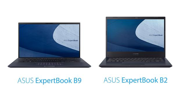 Learn all the details of the new Asus laptops, ExpertBook B9 and B2.  (Photo: Asus)