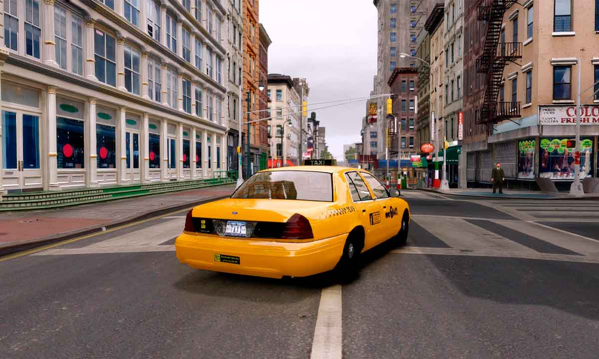 GTA IV: recover online mode on PC with this mod