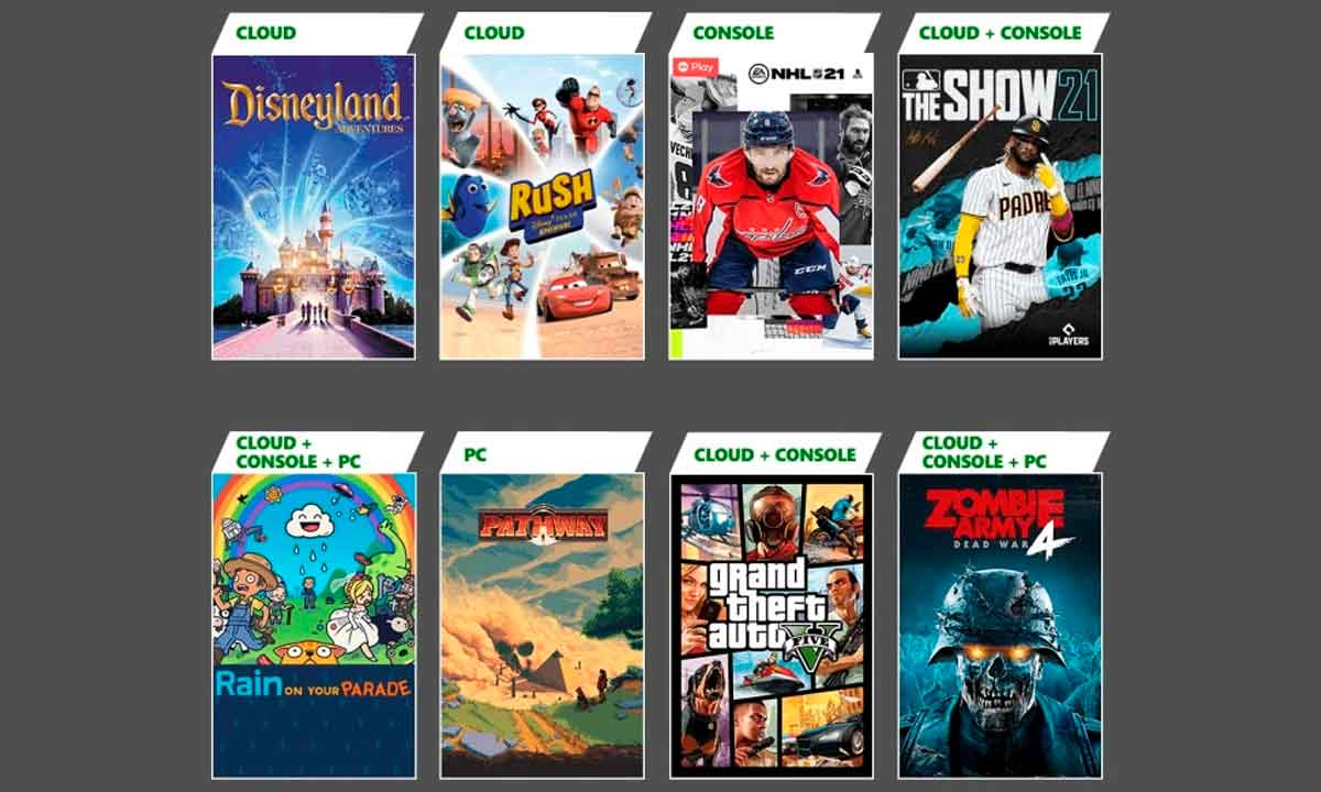 GTA V returns to Xbox Game Pass, for console and xCloud