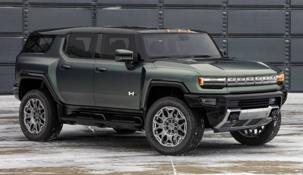 Hummer EV SUV: General Motors presents the first and monstrous electric of the firm