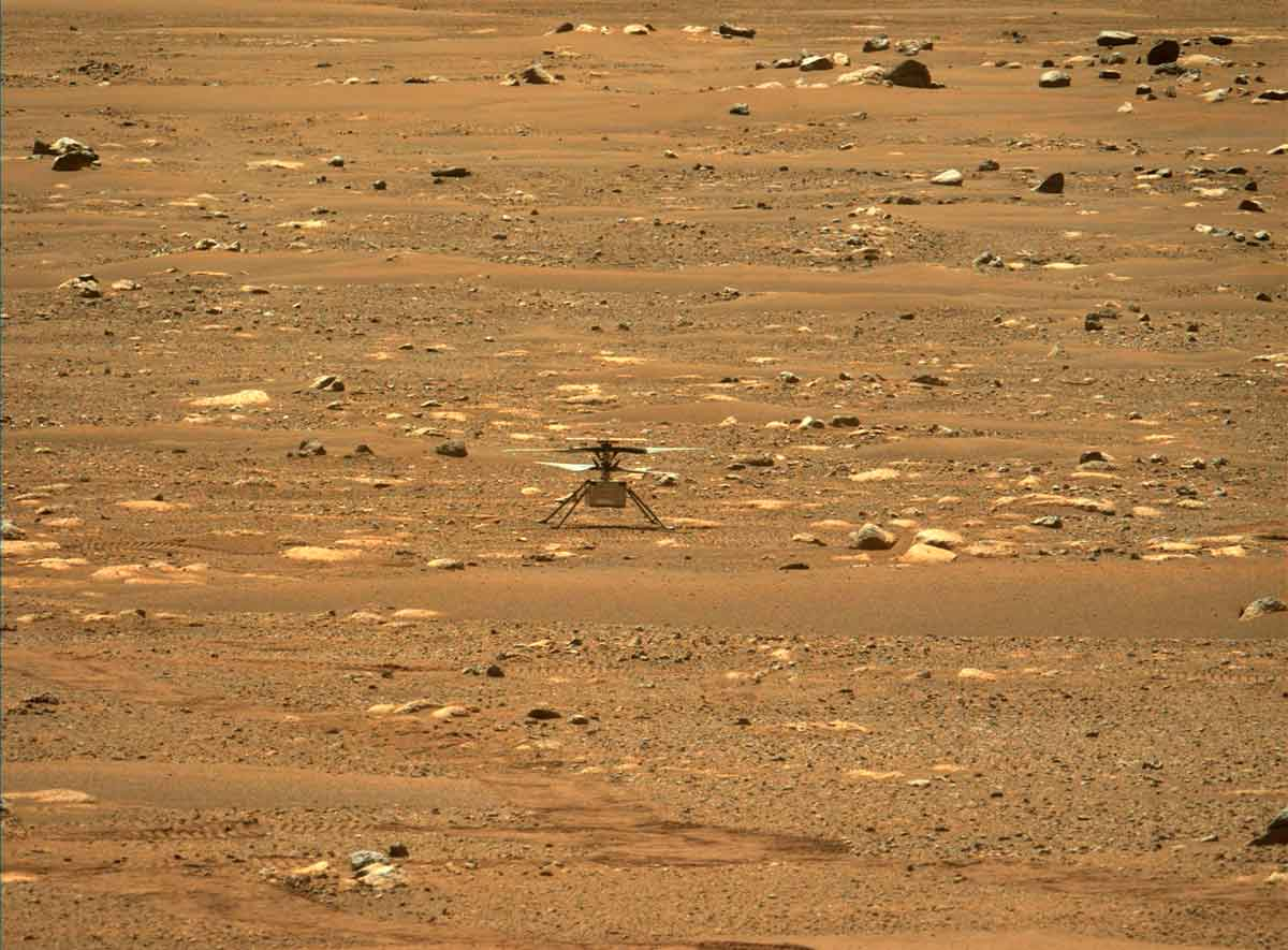 Ingenuity could fly on Mars tomorrow for the first time