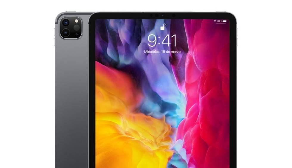 2020 iPad Pro.