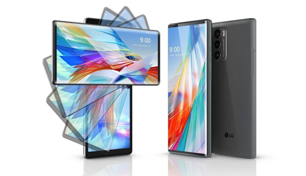 LG Wing, one of the latest launches from the Korean firm.