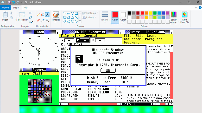 Microsoft Paint, about to hit the Microsoft Store