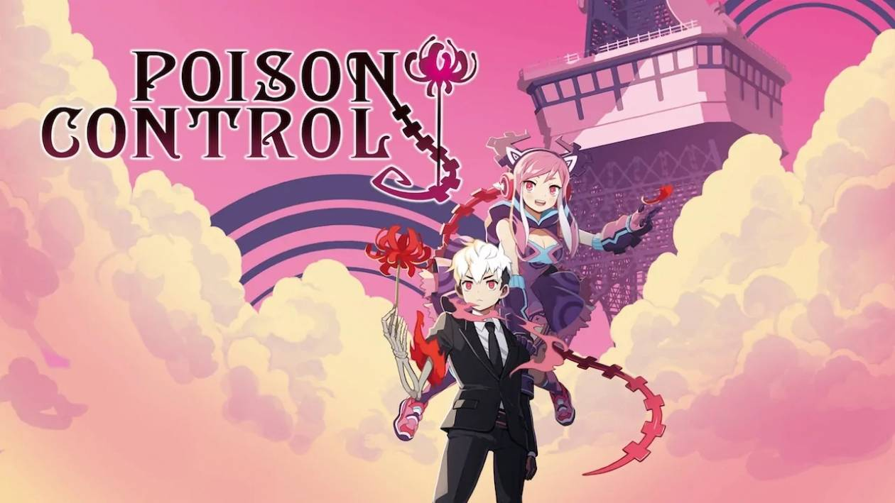 Poison Control Review: an atypical Action RPG, between puzzle and shooter