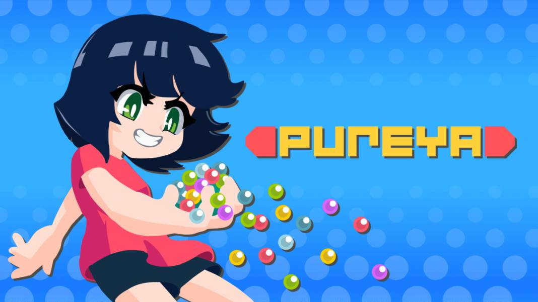 Pureya, a collection of minigames that change endlessly every 10 seconds