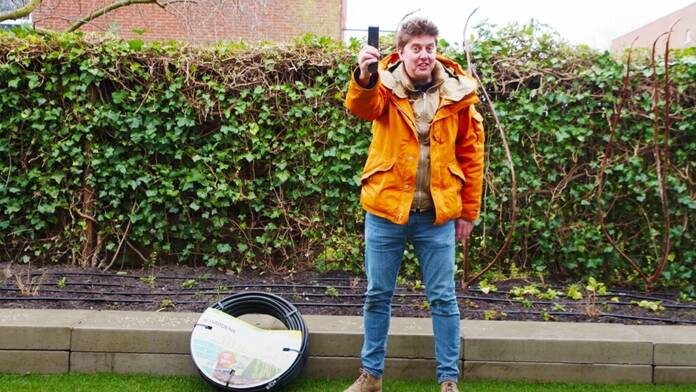 smartest garden in the netherlands