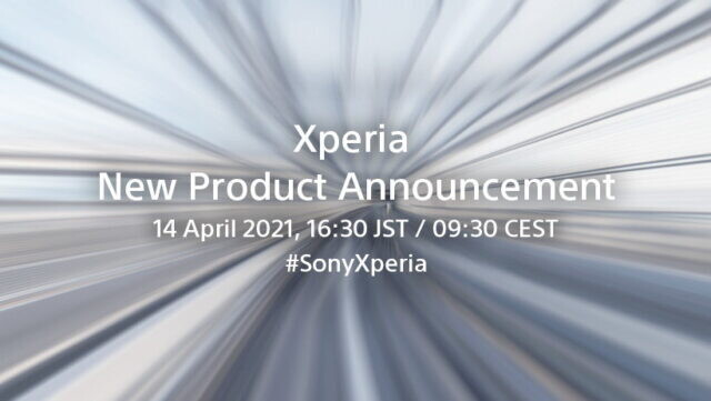 Sony warms up for the presentation of its next Xperia with a two-minute video