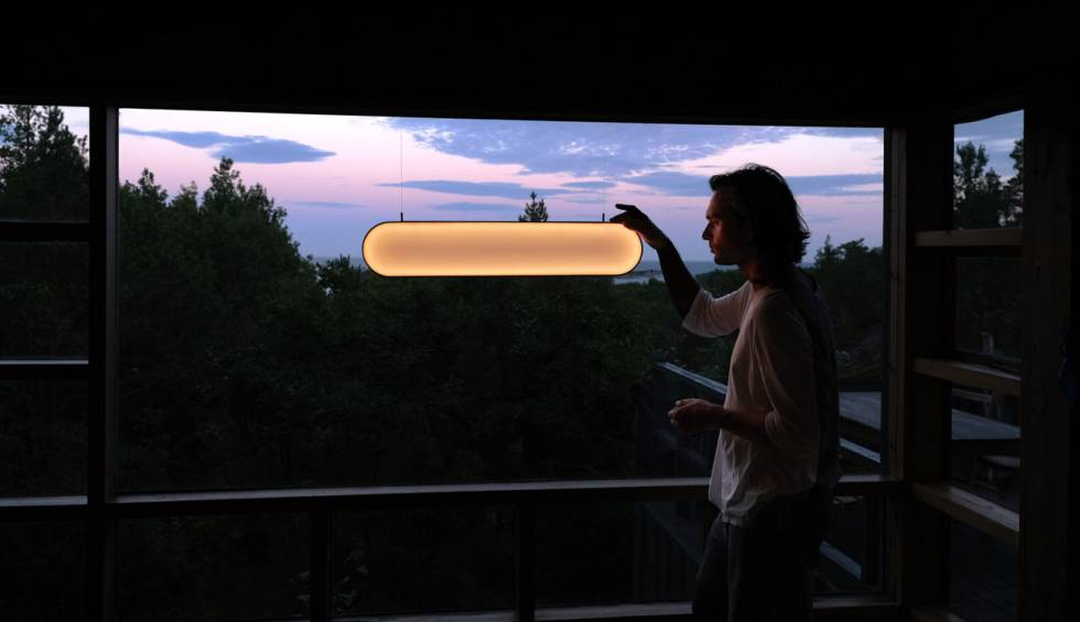 Sunne, the lamp that does not consume electricity and brings sunlight into your home