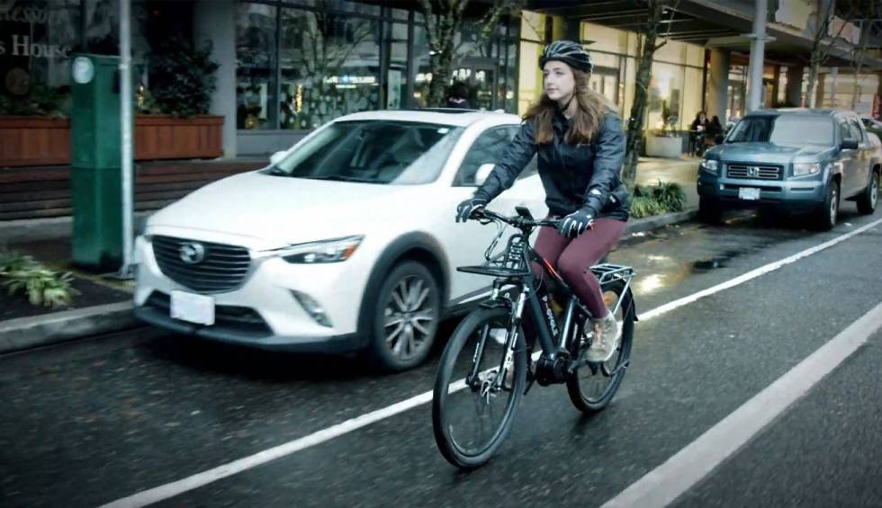 pXcycle, the 'most powerful' electric urban mountain bike on the market