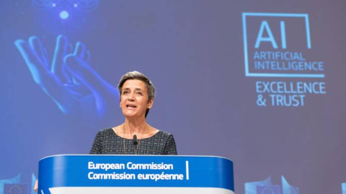 european commission accuses apple of abuse of power with app store